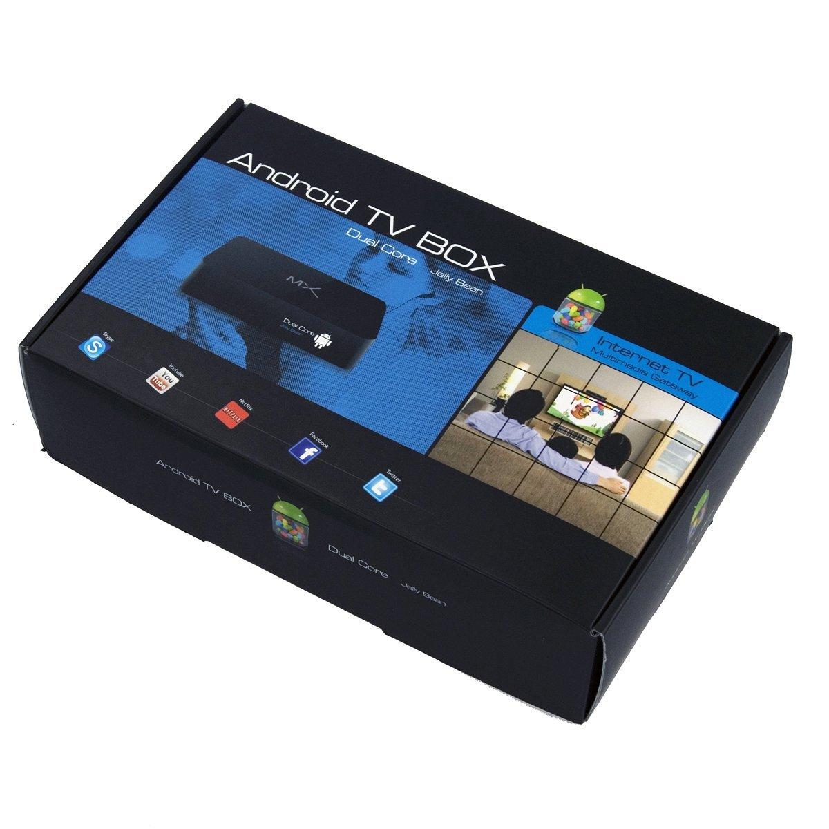 Caja MX Android 4.2 AML8726-MX