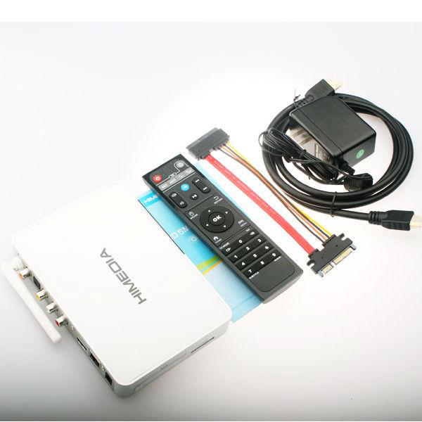 Contenido caja HIMEDIA Q5 II Cortex_A9
