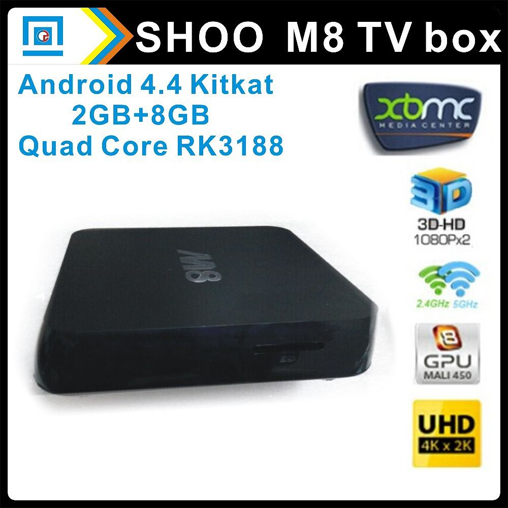 M8 Quad-Core Android 4.4