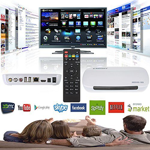 VicTsing Quad Core Android TV 4.4.4 barato