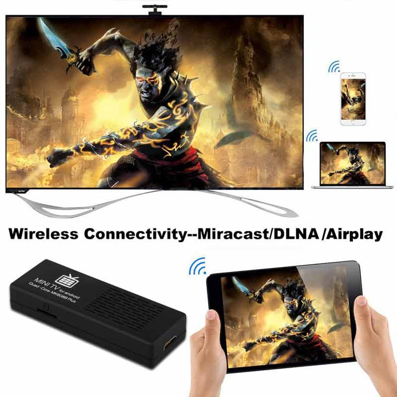 Android stick FLOUREON® MK808B miracast