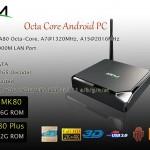 RKM MK80 Allwinner A80 Octa Core