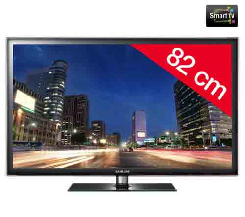 Televisores baratos Samsung UE32D5500