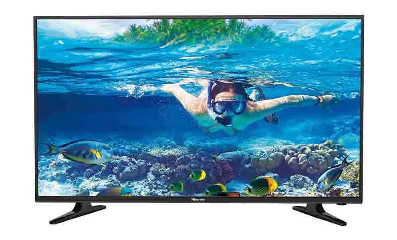 Televisores baratos Hisense LTDN40D50EU