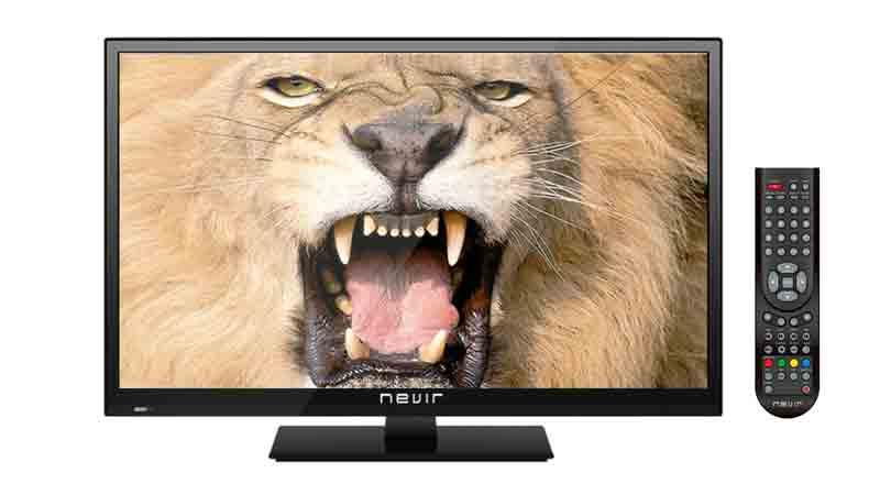 Televisores baratos Nevir NVR-7509-16HD-N