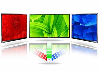Televisión barata Samsung UE22H5000AW LED de 22 pulgadas de menos de 200 euros color