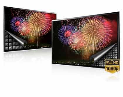 Televisión barata Samsung UE22H5000AW LED de 22 pulgadas de menos de 200 euros resolucion